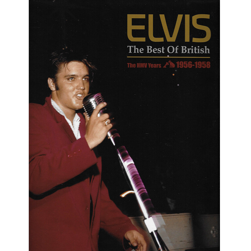 FTD Elvis The Best Of British - The HMV Years 1956 - 1958