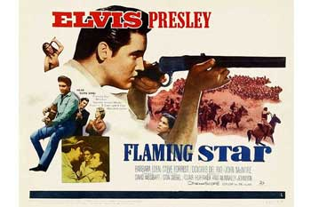 1960 - Flaming star - Les rôdeurs de la plaine