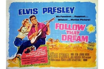 1962 - Follow that dream - Le shérif de ces dames